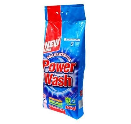 Универсальный стиральный порошок Power Wash 10 кг
