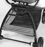Прогулочная коляска Bertoni Lorelli Sport с чехлом на ножки, фото 7