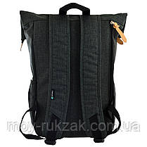 "Рюкзак городской Roll-top T-70 ""Grun"", «Smart» 557590, фото 3"
