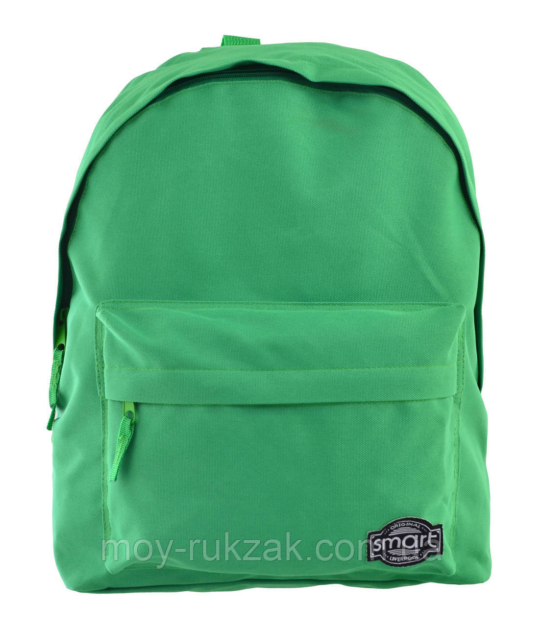 "Рюкзак молодежный ST-29 ""Green"", «Smart» 556736"