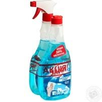 Средство для мытья Sama Морская Свежесть триггер + запаска 2*500мл