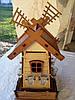 Мини-бар Мельница с рюмками, фото 4