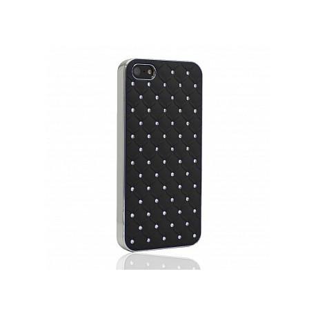 Чехол Diamond для iPhone 5/5S Черный infinity