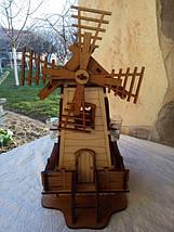 Мини-бар Мельница с рюмками, фото 3