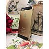 Чехол пластик Золотой с черным с логотипом на IPhone 5/5S infinity, фото 7