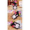 Чехол Cute Heart Hello Rabbit Черный для IPhone 5/5S infinity, фото 2