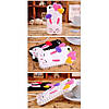 Чехол Cute Heart Hello Rabbit Черный для IPhone 5/5S infinity, фото 3