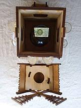 Мини-бар Мельница с рюмками, фото 2