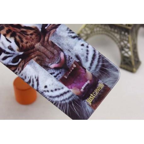 Чехол Justcavalli Tiger для iPhone 5/5S infinity