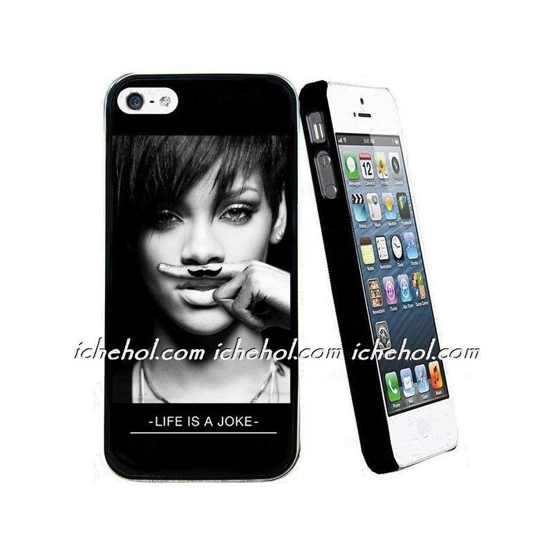 Чехол Life is a Joke ElevenParis Rihanna для IPhone 5/5S infinity