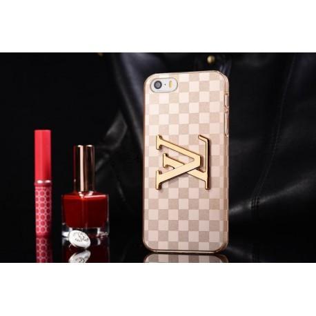 Чехол Louis Vuitton  для IPhone 5/5S Золотой infinity