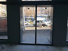 Автоматические раздвижные двери Tormax 07.11.2018 (г. Днепр) 2