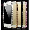 Бампер Aluminum Knuckle для iPhone 5/5S Серебристый infinity, фото 10