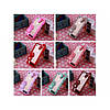 Бампер Moschino заяц для IPhone 5/5S Красный infinity, фото 3
