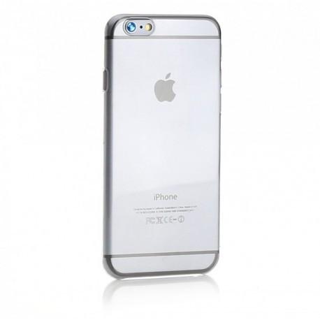 TPU чехол  для Apple iPhone 6 Plus/6S Plus (5.5) Прозрачный infinity
