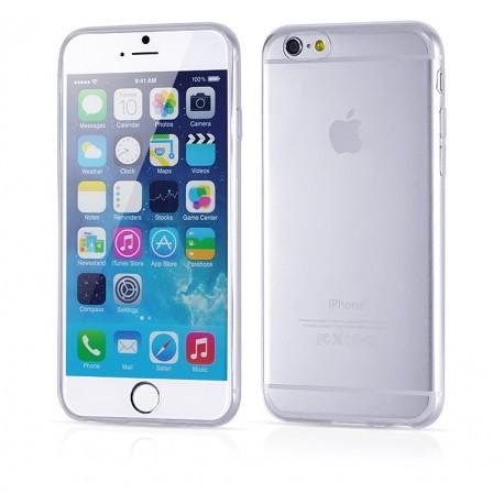 TPU Силиконовый чехол  для Apple iPhone 6 Plus/6S Plus(5.5) Прозрачный infinity