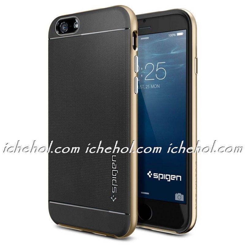 Чехол Spigen Neo Hybrid Champagne Gold для iPhone 6/6S (4.7) infinity