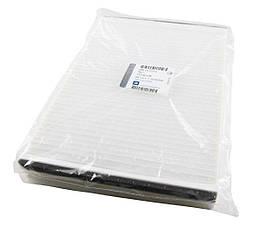 Фильтр вентиляции салона (type-DELPHI) прямоугольный GM 13175553 OPEL Astra-G/H