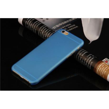 Накладка супертонке для IPhone 6 Plus/6S Plus Блакитна infinity