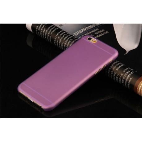 Накладка супертонкая для IPhone 6 Plus/6S Plus Фиолетовая infinity