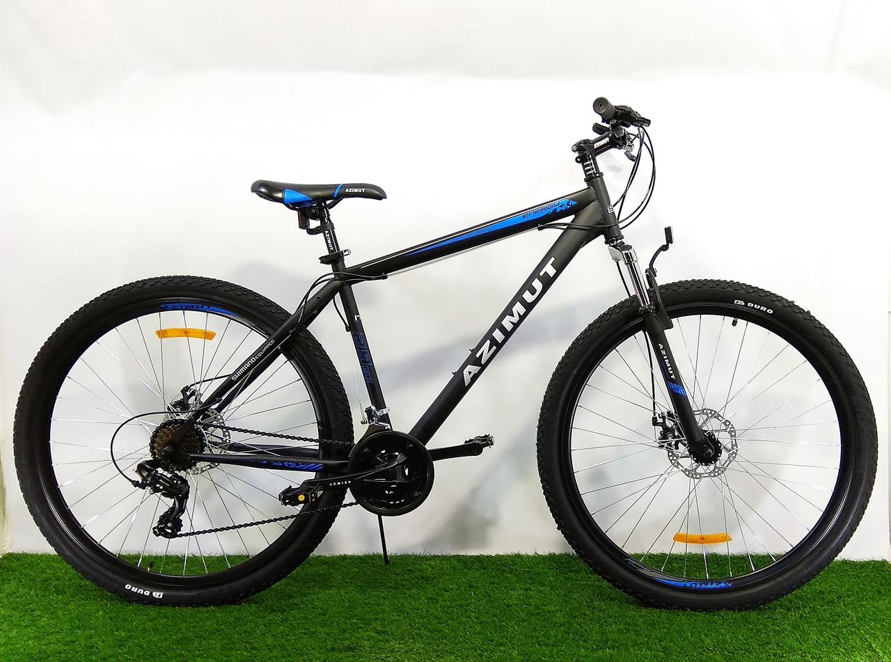 Горный велосипед Azimut Energy 29 GD+/19 рама