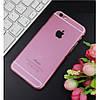 Ультратонкий чехол APPLE Для  iPhone 6 Plus/6S Plus (5.5) Серебристый infinity, фото 6