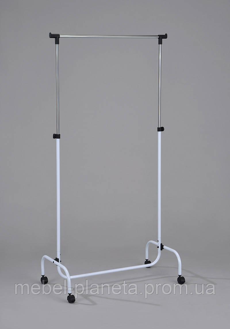 Стойка для одежды Onder Mebli CH-4001-CR WT Белый Onder Metal