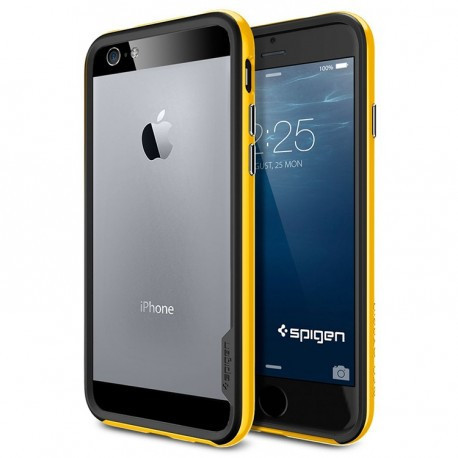Бампер SGP Neo Hybrid EX Series для iPhone 6/6S Желтый infinity
