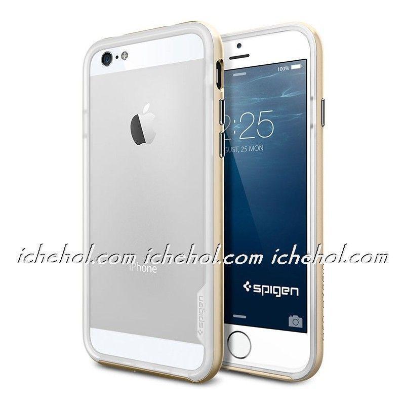 Бампер SGP Neo Hybrid EX Series для iPhone 6/6S Золотой infinity