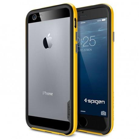 Бампер SGP Neo Hybrid EX Series для iPhone 6 Plus/6S Plus Желтый infinity