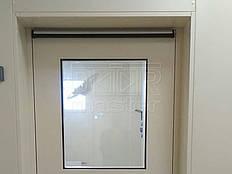 Автоматические двери Gilgen, ДСМКЦ им. Руднева 06.11.2018 (г. Днепр) 16