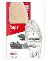 Зимові обрізні устілки Kaps Wool Insoles
