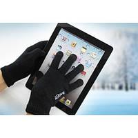 Перчатки iGlove для сенсорных экранов, iPhone, iPad Черные infinity