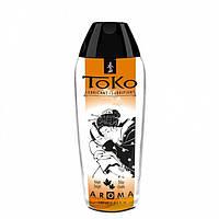 Лубрикант на водной основе Shunga Toko Aroma Lubricant Maple Delight с ароматом и вкусом кленового сиропа