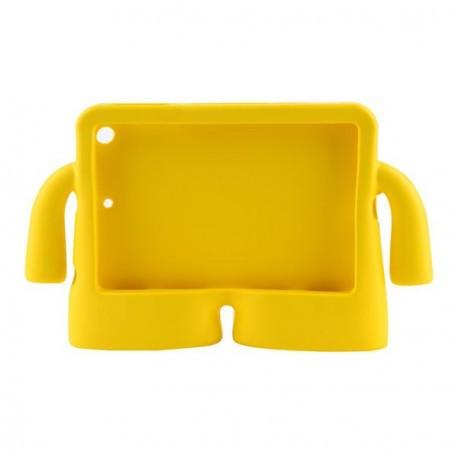 Детский чехол для iPad 2/3/4 Желтый infinity