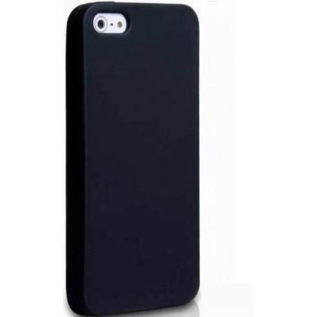 Силиконовый чехол для iPhone 5/5S Black infinity
