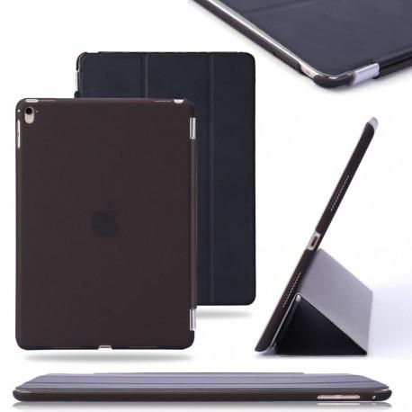 Smart Cover + пластиковая накладка  для iPad 2/3/4 Черная infinity