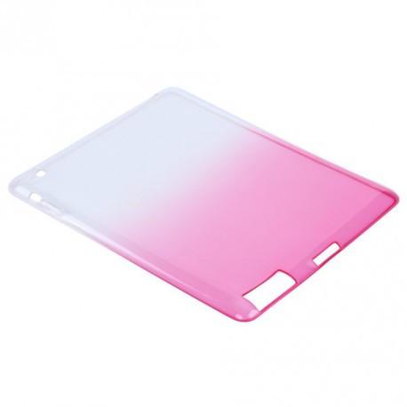 TPU Силиконовый для iPad 2/3/4 градиент розовый infinity