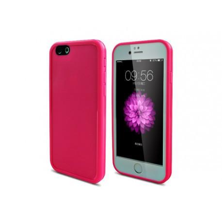 Водонепроницаемый чехол для iPhone 6/6s Розовый infinity