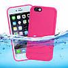 Водонепроницаемый чехол для iPhone 6/6s Розовый infinity, фото 4