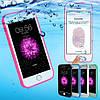 Водонепроницаемый чехол для iPhone 6/6s Розовый infinity, фото 7