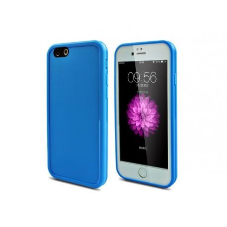 Водонепроницаемый чехол для iPhone 6 Plus/6S Plus Голубой infinity