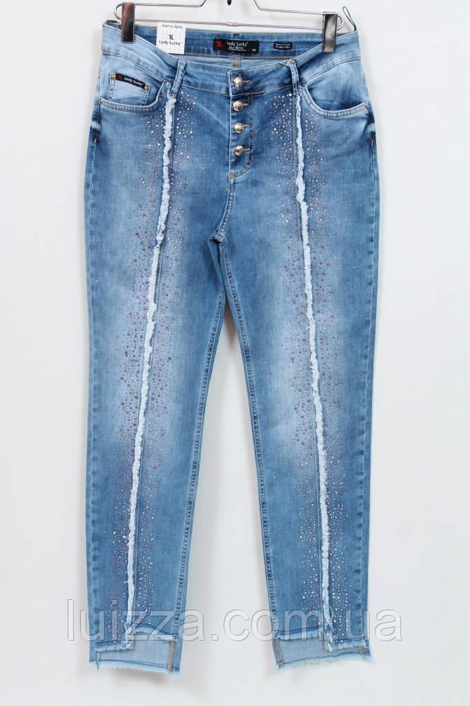 68e0442af51 Турецкие джинсы Lade Lucky 50- 64 р - Luizza-Луиза женская одежда больших  размеров