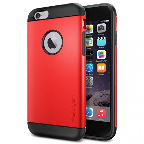Чехол SLIMARMOR для IPhone 7 Красный infinity