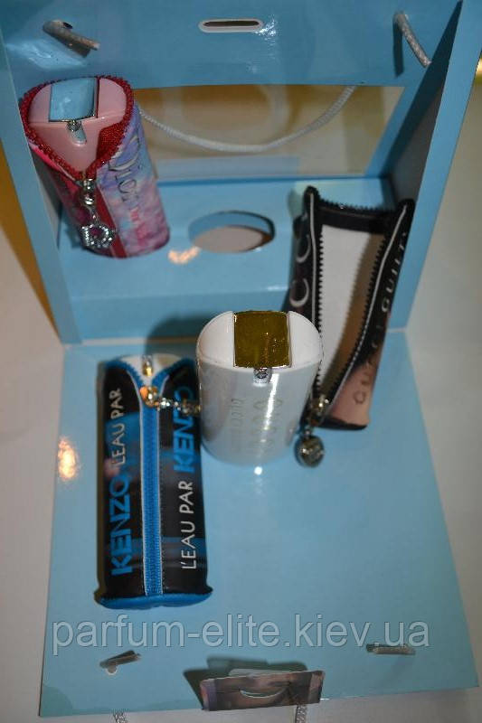 Жіночий подарчный парфумерний набір №2