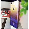 Ультратонкий пластиковый чехол с градиентом Baseus Glaze Case для iPhone 7 Plus Фиолетовый infinity, фото 5