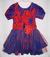 Платье выпускное детского сада