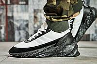 Кроссовки мужские Adidas Sharks, белые (15605) размеры в наличии ► [  45 (последняя пара)  ], фото 1
