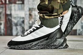 Кроссовки мужские Adidas Sharks, белые (15605) размеры в наличии ► [  42 45  ]