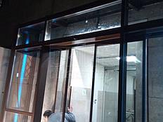 Автоматические раздвижные двери KBB, Первый национальный канал (УТ-1) 14.12.2018 (г. Киев) 1